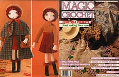 Magic Crochet No. 38, October 1985