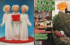 Magic Crochet No. 39, December 1985