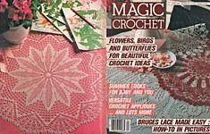 Magic Crochet No. 47, April 1987.