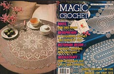 Magic Crochet No. 49, August 1987.
