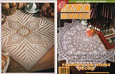 Magic Crochet 96, June 1995