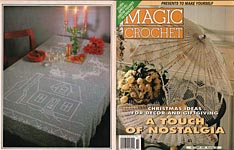 Magic Crochet 98, October 1995