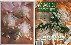 Magic Crochet No. 109, August 1997