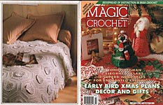 Magic Crochet No. 110, October 1997