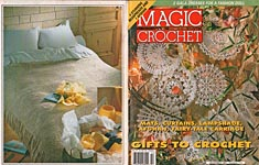 Magic Crochet No. 111, December 1997