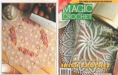 Magic Crochet No. 114, June 1998