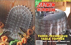 Magic Crochet No. 117, December 1998