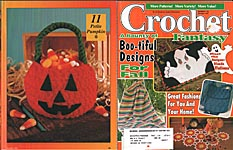 Crochet Fantasy No. 118, October 1997