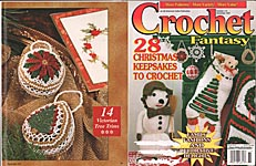Crochet Fantasy No. 119, November 1997