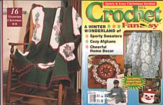 Crochet Fantasy No. 120, January 1998