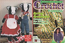 Crochet Fantasy No. 123, May 1998