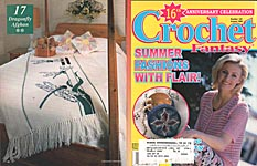Crochet Fantasy No. 125, August 1998