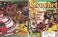 Crochet Fantasy No. 127, November 1998
