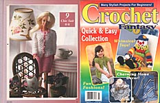 Crochet Fantasy No. 141, July 2000