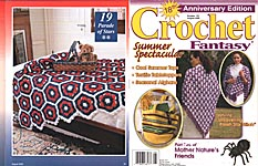 Crochet Fantasy No. 142, August 2000