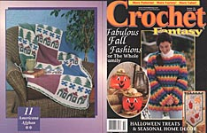 Crochet Fantasy No. 143, October 2000