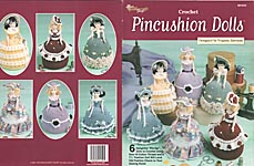TNS Crochet Pincushion Dolls