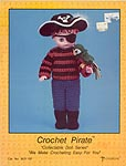 Boy Pirate, by Td creations, inc. for 13 inch doll