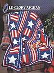 Annie's Crochet Quilt & Afghan Club Old Glory Afghan