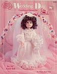 Wedding Day for 14 inch Katie doll