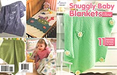 Annie's Snuggly Baby Blankets to Crochet
