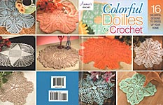 Annie's Colorful Doilies to Crochet