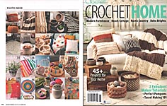 Crochet! Magazine Presents Crochet Home