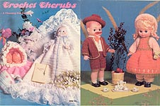 Leisure Time Publications Crochet Cherubs