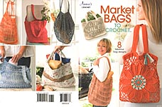 Annie's Market Bags to Crochet