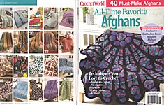 Crochet World All- Time Favorite Afghans