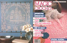 Magic Crochet No. 46, February 1987.