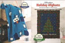 Herrschners Award Winning Holiday Afghans, 2018