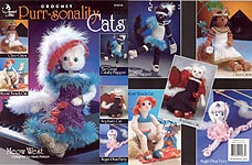 Annies Attic Purr-Sonality Cats