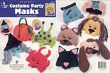 Annie's Attic Costume Party Masks