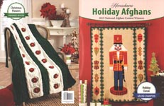 Herrschners Award Winning Holiday Afghans, 2019