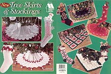 Annies Attic Tree Skirts & Stockings