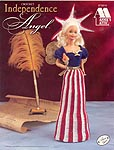 Annie's Attic Fashion Doll Indpendence Angel