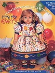 Shady Lane Its My Party dress for 18 inch dolls.