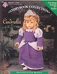 Shady Lane Cinderella dress for 18 inch dolls.