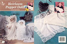 Annie's Attic Heirloom Puppet Dolls