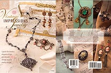 Annie's Attic BEADING: Vintage Impressions Jewelry