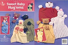 Annies Attic Knitted Sweet Baby Hug Ems