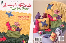 House of White Birches KNIT: Animal Friends Two By Two