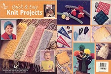 Annie's Attic Quick & Easy Knit Projects