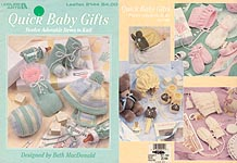 Leisure Arts Quick Baby Gifts to Knit