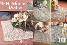 Annie's Attic KNIT Heirloom Doilies