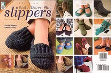 HWB Knit a Dozen Plus Slippers