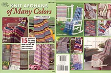 ASN KNIT Afghans of Many Colors