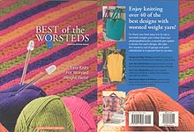 HWB Best of the Worsteds: Easy Knits for Worsted Weight Yarn
