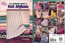 ASN The Ultimate Book of KNIT Afghans